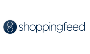 shopping feed agregateur flux logo shopping feed